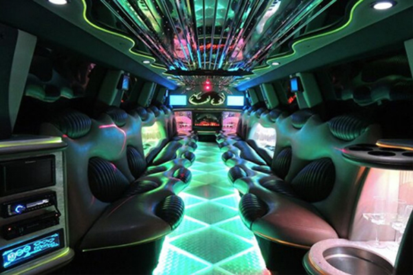 14 Person Hummer Limo Rental Jacksonville