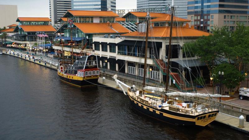 Limo Rental Jacksonville Landing